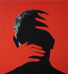Joe Webb's paper cuts @ Saatchi Gallery, London - #paper #papercut #art #london #saatchi