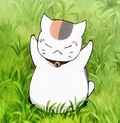 Natsume Takashi, Natsume Yuujinchou, Yoshi, Manga Anime, Hello Kitty, Animation, Wallpaper, Cats, Artist