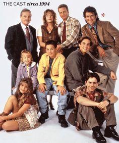 Boy Meets World cast - 1994 + 2013 [GIF]