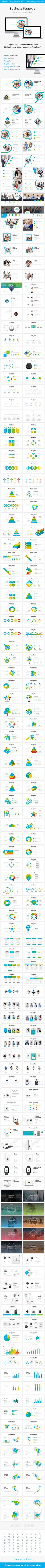 Business Strategy Powerpoint Template 2017 - PowerPoint Templates Presentation Templates