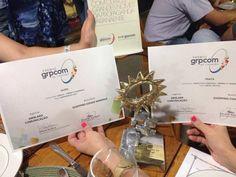 774 peças 108 agências participantes e levamos 2 Prêmios pra casa. Um ouro e um prata! 2013.