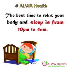 Alwa health daily tips
