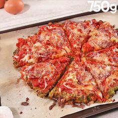 Pizza aux brocolis sans gluten, Click web site other content
