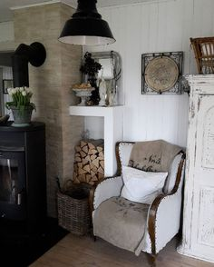 Vintage shabby for a beautiful German home