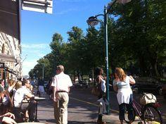 Esplanad Helsinki, Street View