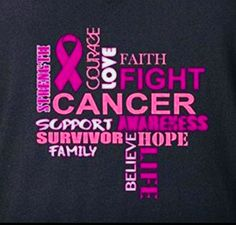 Breast Cancer Quotes, Breast Cancer Survivor, Breast Cancer Inspiration, Cancer Awareness, Awareness Ribbons, Breast Cancer Support, Cancer Facts, Cancer Ribbons, Tattoo