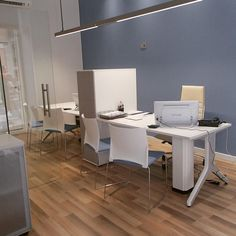 Mobiliario de oficina diseño actual