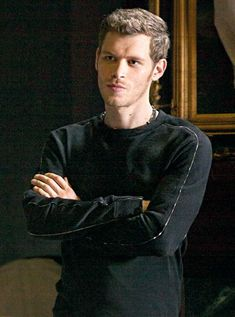 "Joseph Morgan As vampire-werewolf hybrid Klaus Mikaelson on The CW's ""The Originals"""