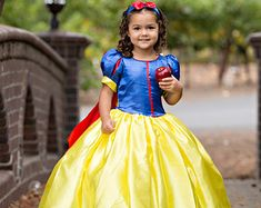 snow white costume for girls - Google Search