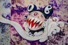 Resultado de imagen para takashi murakami