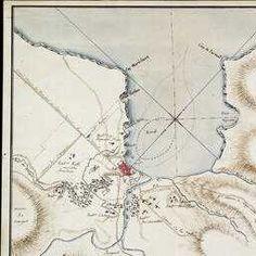 Plan de la ville et des environs de Jacmel, St-Domingue, servant a indiquer les…