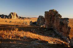 Parque Nacional de Isalo. Madagascar