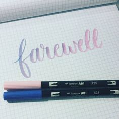 Farewell party tonight for my housemate . . . . . . #farewell #quote #lettering #handlettering #handwritten #handcrafted #art #craft #instadesign #design #handmade #type #typography #practice #calligraphy #moderncalligraphy #calligraphypractice #tombow #tombowusa #tombowmarkers #markers #brushscript #brushlettering #learncalligraphy #learnbrushlettering #learnbrushscript #howto #learn #learning #BlackChalkCo