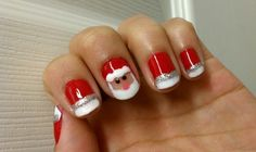 Nail Design for Christmas :http://naildesignart2015.com/2015/01/07/nail-design-for-christmas/