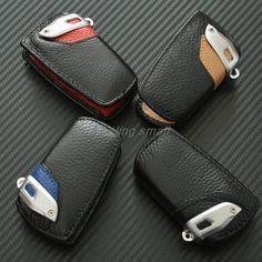 Key chain ornament the Leather car key chain car keys for BMW X1,X3,X6,Z4,M3  car styling