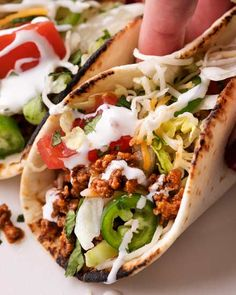 Have dinner ready to go when you come home with these crockpot beef tacos! The taco meat is slow simmered and incredibly tender and juicy! #tacos #tacotuesday #taconight #beeftacos #slowcooker #crockpot #weeknightdinner #instantpot #pressurecooker Slow Cooker Beef Tacos, Crock Pot Tacos, Slow Cooker Recipes, Crockpot Recipes, Cooking Recipes, Tacos Crockpot, Easy Recipes, Crockpot Beef Bourguignon, Instant Pot