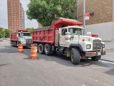 Mack Trucks, Big Trucks, Dump Trucks For Sale, Heavy Equipment, Buses, Construction, Cars, Trucks, Baggers