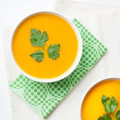 Healthy Ginger Carrot Soup - Vegan Family Recipes