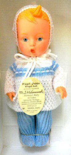 M J Hummel Collectors Boy Doll Vinyl 00060 of 20000 by M J Hummel, http://www.amazon.com/dp/B00DP35SCY/ref=cm_sw_r_pi_dp_gFx3rb1P3YRBX