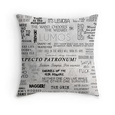 You're a wizard, Harry - Full Version | Throw Pillow | shopswell