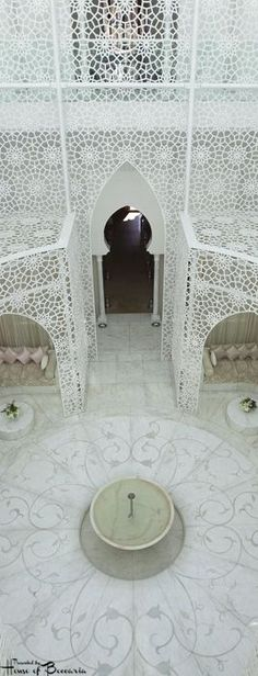 ~Luxury Spa Hotel Marrakech - Royal Mansour - Morocco   House of Beccaria