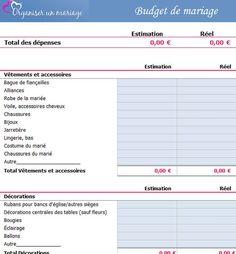 L'informatique vous sera utile pour préparer votre mariage. Vous pouvez utiliser des logiciels comme Excel ou Open office qui vont vous permettre de faire des tableaux, des listes et des calculs : La liste des invités Vous pourrez y inscrire les noms, les adresses, le nombre de personnes invitées au vin d'honneur, le nombre de