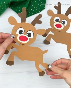 Christmas Crafts For Toddlers, Easy Christmas Crafts, Christmas Activities, Christmas Projects, Kids Christmas, Simple Christmas, Christmas Gifts, Preschool Crafts, Fun Crafts