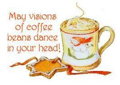 I hope your holidays have been great and you have enjoyed some great coffee!