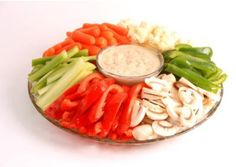 Try Cottage Cheese Veggie Dip for all your fresh summer veggies- everyone will love it.