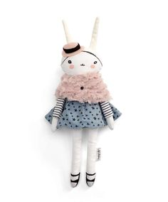 Limited Edition Fifi Lapin Soft Doll BN With Tags 2016 Version NEW