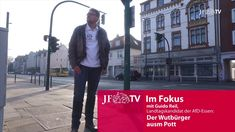 Der Wutbürger ausm Pott (JF-TV Im Fokus)
