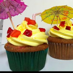 Cupcakes I made that won 1st place in Jackson's Cupcake Challenge  #cupcakes #sweets