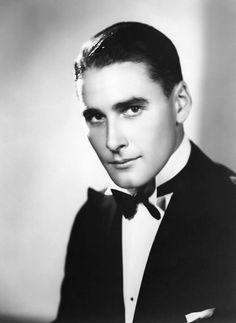 Young Errol Flynn, 1930s.
