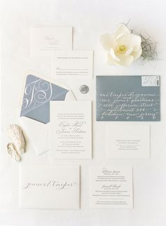So simple, yet so incredibly elegant: http://www.stylemepretty.com/2015/07/31/sophisticated-southern-wedding-at-the-inn-at-palmetto-bluff/ | Photography: KT Merry - http://www.ktmerry.com/