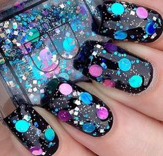 Glitter on We Heart It. http://weheartit.com/entry/86482155