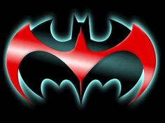 The red part of this photo reminds me of the symbol Robin had in Batman and Robin, which I TOTALLY disapprove of as a Batman movie, but I do like the picture. Im Batman, Batman Art, Batman Comics, Batman Robin, Lego Batman, Dc Comics, Batman Wallpaper, Batman Poster, Batwoman