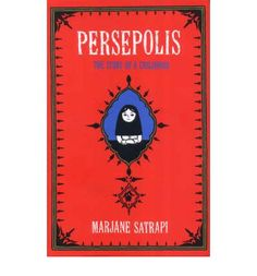 Tells the story of Marjane Satrapi's life in Tehran from the ages of six to fourteen, years that saw the overthrow of the Shah's regime, the triumph of the Islamic Revolution and the devastating effects of war with Iraq. This title paints a portrait of daily life in Iran and of the bewildering contradictions between home life and public life.
