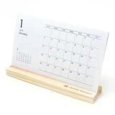 卓上カレンダー(大)|ノベルティのフロンティアジャパン Calendar Design, Corporate Gifts, Design Reference, Editorial Design, Poster Prints, Posters, Templates, Planners, Crafty