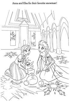 Frozen – Anna e Elsa 28 Disney Coloring Pages Printables, Disney Coloring Sheets, Frozen Coloring Pages, Disney Princess Coloring Pages, Disney Princess Colors, Disney Colors, Cute Coloring Pages, Coloring Pages For Kids, Coloring Books