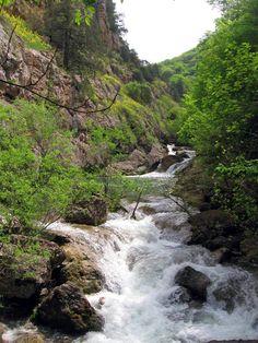 Пять лучших каньонов Крыма