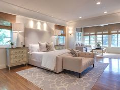 165 Large Master Bedroom Ideas for 2018 in 2018