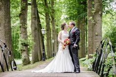 Bruidsfotografie kasteel Nyenrode