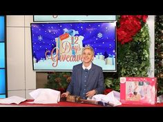 Ellen Rounded Up Some Odd Toys - YouTube