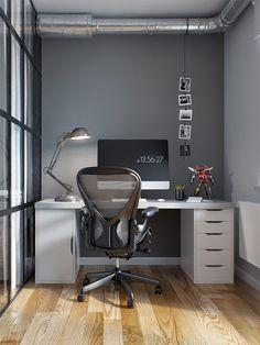 Apartamento de um quarto moderno e bem eclético - limaonagua                                                                                                                                                                                 Mais