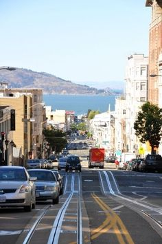 San Francisco, USA - my favourite American city, for sure!