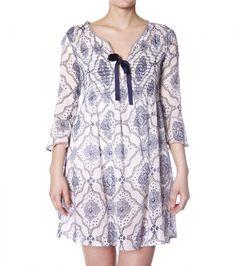 Boho Print Dress http://www.bohemiadesign.co.uk/odd-molly-m11