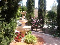 Finca Santa Matilde at Malaga, Spain