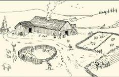 Viking homestead