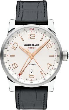 Montblanc presents:Montblanc TimeWalker Voyager UTC