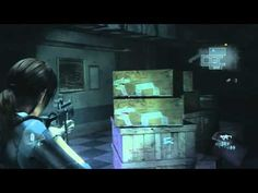 Resident Evil Revelations - HD Story Mode Gameplay, Wii U